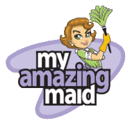 My Amazing Maid logo