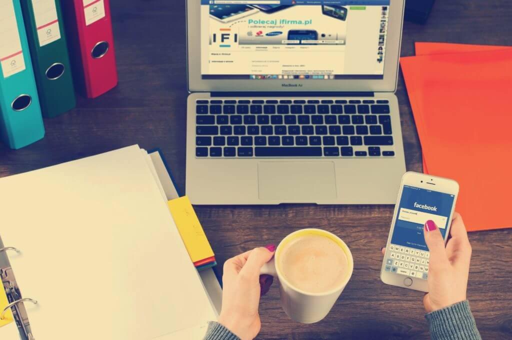 SMS social media