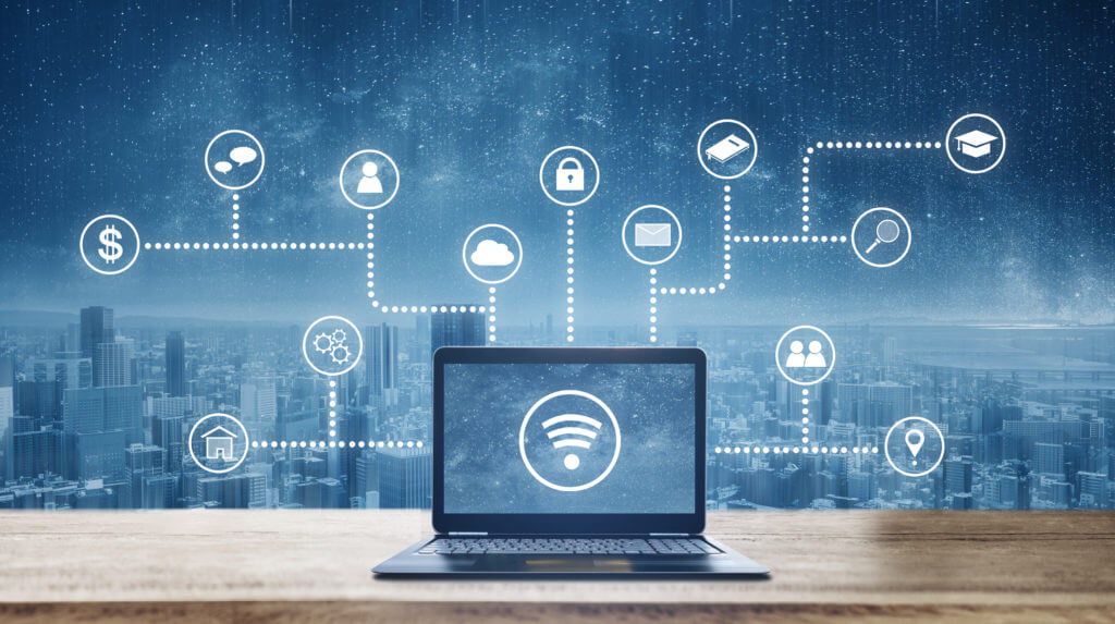 Computer and SMS API