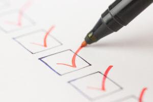 Enterprise SMS marketing check list