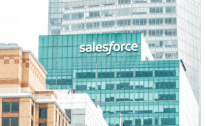 The center of Salesforce service cloud SMS