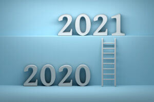 Messaging's changes from 2020 to 2021